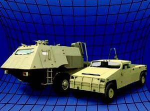 Future Tactical Truck Systems