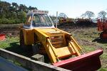 JCB2DII digger at Chipping 2013 - IMG 6296