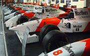 Marlboro McLarens Donington