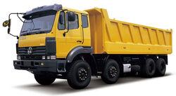 SHAC 3312 dump truck