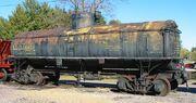 Tank car UTLX 12283
