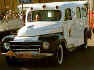 Volvo PV 834 Ambulance 1951