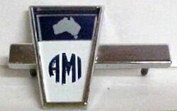 Australian Motor Industries Emblem