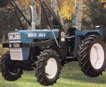 Benye 284-6 MFWD (blue) - 2001