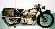 Brough Superior SS 1000 1925
