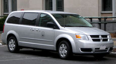 Dodge Grand Caravan SE -- 12-26-2009.jpg