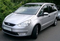 Ford Galaxy front 20080625