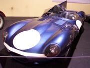 Jaguar XKD 606 1956
