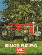MF 1215 brochure - 1977