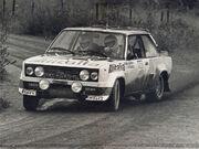 Markku Alén - 1978 Rally Finland