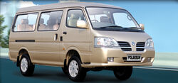 Polarsun SZS6503A minivan