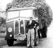 A 1940s Proctor Farmtruck MK1 Diesel