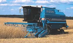 Bizon BS-5110 combine