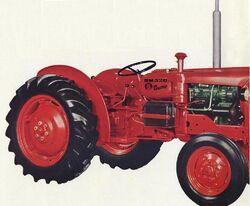Bolinder-Munktell BM 320 D Buster - 1961