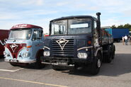 Foden (KYR396P) at Exelby services 2013 - IMG 1962