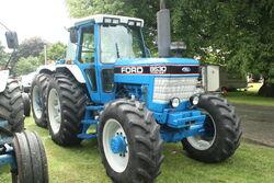 Ford 8630 reg J424 KOS at Newby 09 - IMG 2389