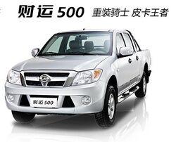 Ganow 500 2011