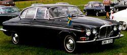 Jaguar 420 G 1968