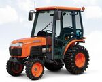 Kubota B3000 HSDCC MFWD - 2012