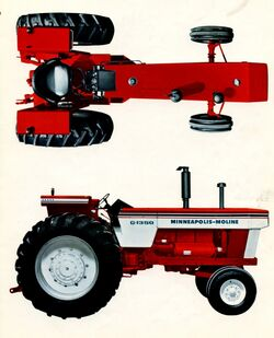 MM G1350 (red-white-blue) - 1971