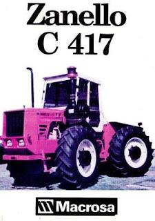 Macrosa Zanello C-417 4WD ad