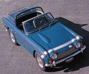 TR 250 Valencia Blue