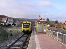 Taunusbahn Brandoberndorf LINT