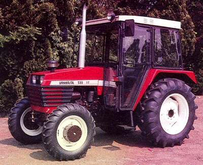 Universal 533 DT   Tractor & Construction Plant Wiki   FANDOM