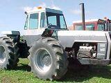 White 4-180 Field Boss