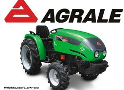 Agrale 4100.4 MFWD (green) - 2009