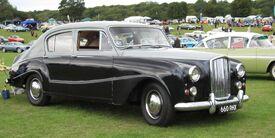 Austin Princess Vanden Plas Mk IV 3995cc April 1958