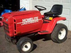 Homelite Jacobsen (16-42)