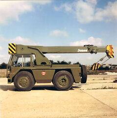 JONES Military Crane