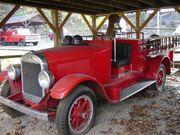 REO Speedwagon Fire Truck