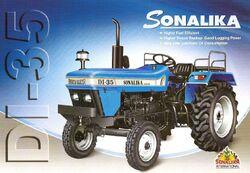 Sonalika DI-35-2007