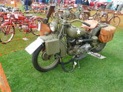 1942 Indian Scout 500cc v twin 2
