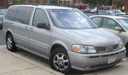 2001-2004 Oldsmobile Silhouette