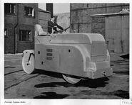 A 1950s Aveling Barford Tandem Roadroller