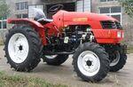 Agro Master FM-384D MFWD - 2008