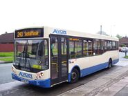 Avon Buses 208 AE08 DKU