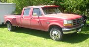 Ford F-350 Power Stroke (Hudson)