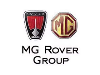 MG Rover Corporate Logo