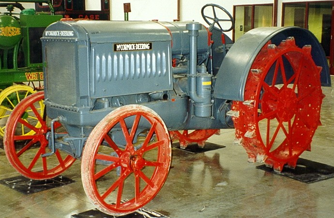 McCormick-Deering 15-30   Tractor & Construction Plant Wiki
