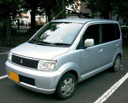 Mitsubishi ek ・Wagon - ja-a