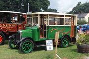 Morris Commercials Bus DP 7680 of Ritchie Bros at Masham 09 - IMG 0243