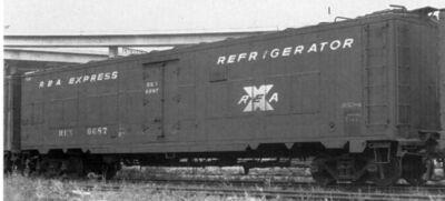 REX6687 Troop Reefer