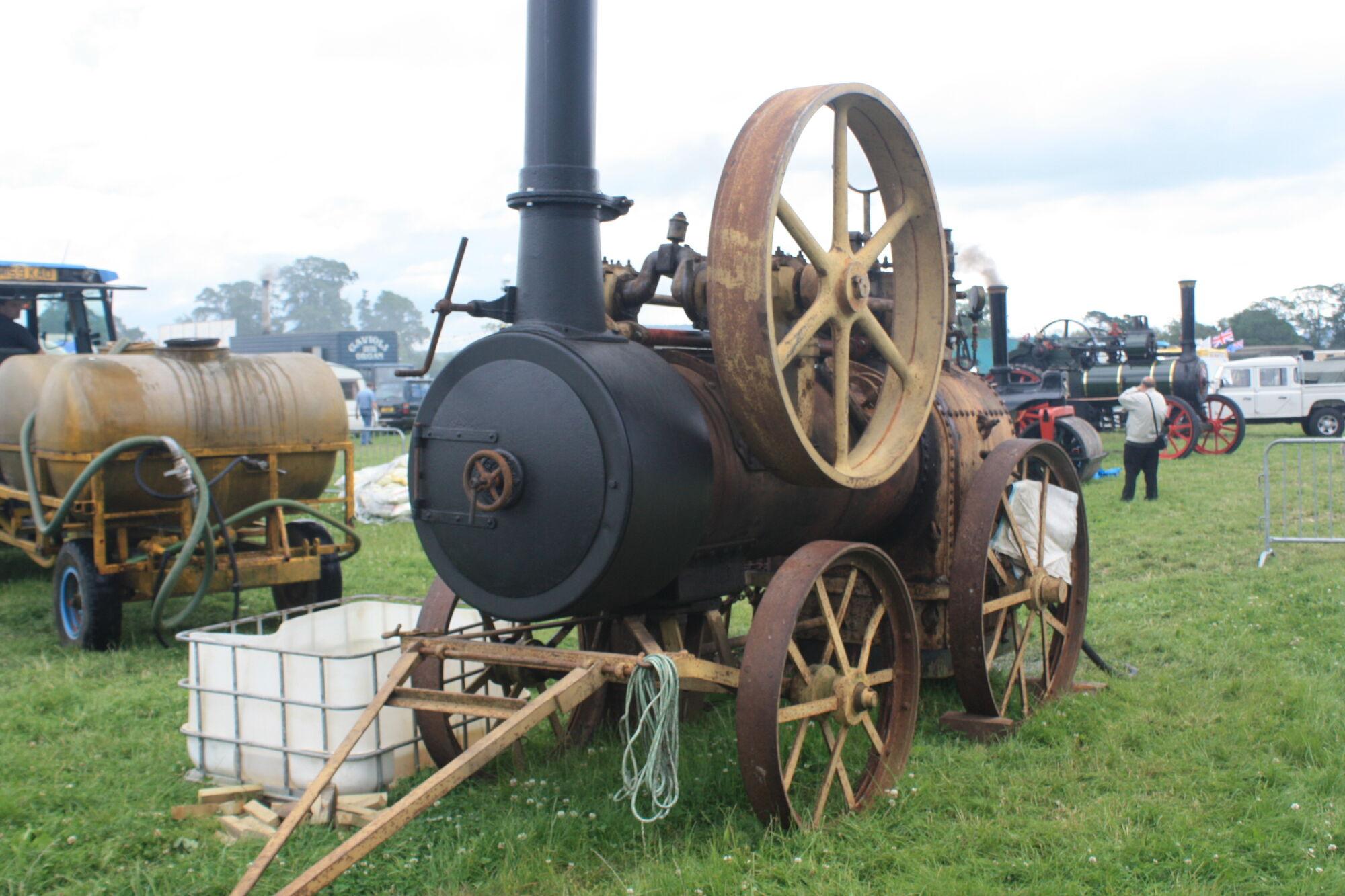 Robey no  38818 | Tractor & Construction Plant Wiki | FANDOM