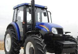 SuperLine 904 TDI MFWD-2009