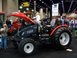 TYM T503 MFWD - 2010