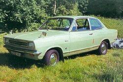 Vauxhall Viva HB cropped